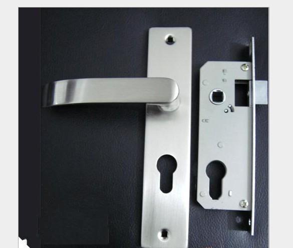 塑钢铝合金不锈钢门锁